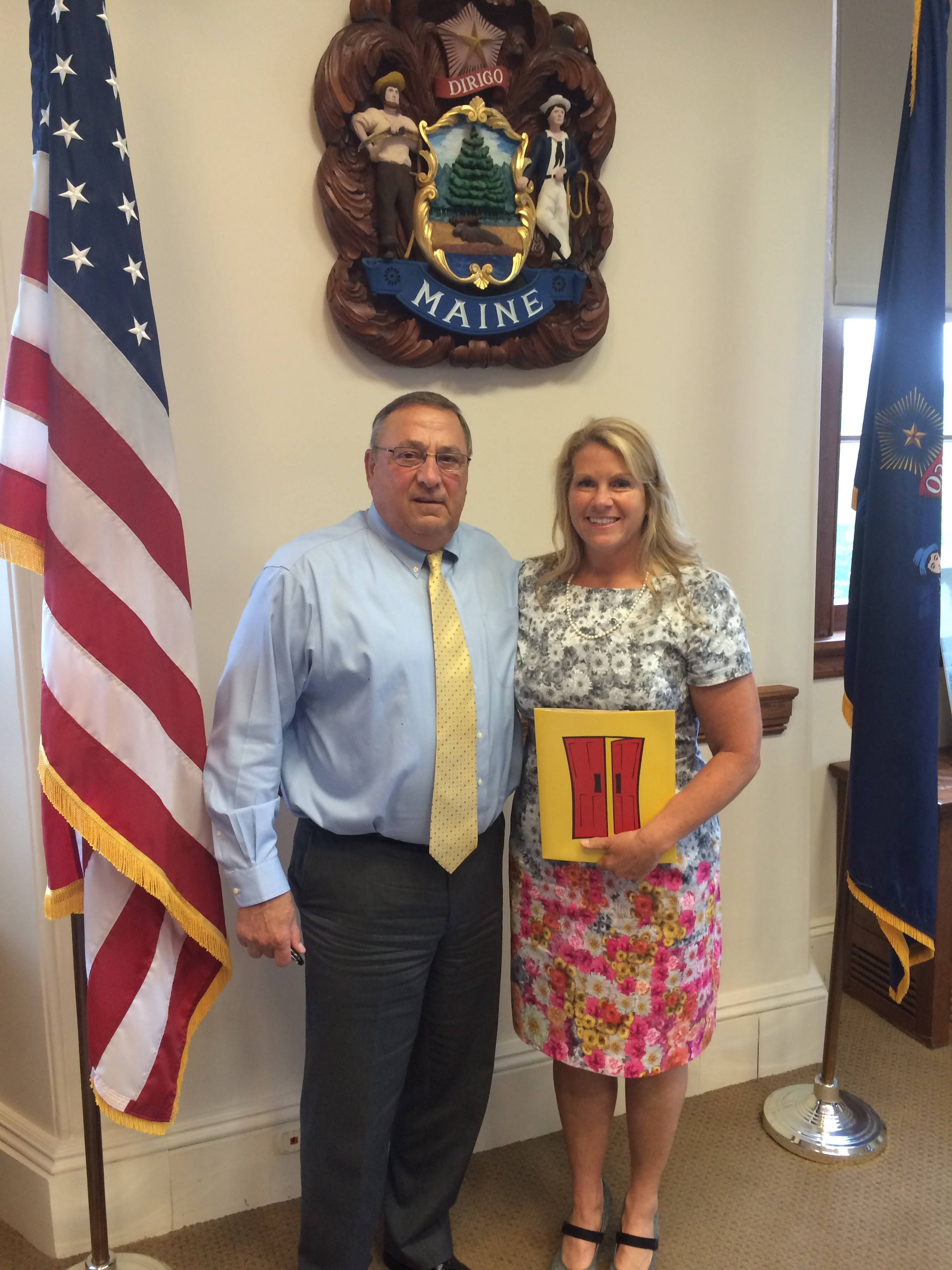 MPTC Honored in the State Capital
