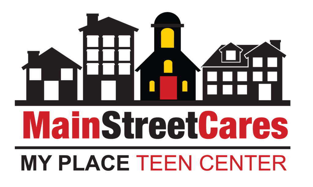Main Street Cares logo