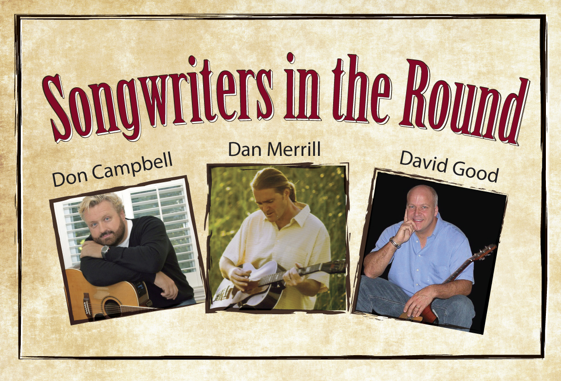 Songwriters in the Round – A Lyrical SUCCESS!